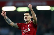 Out-of-favour Liverpool defender eyeing Roma move