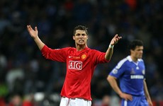 'Ronaldo was an egotist in the dressing room, not like Beckham,' says Forlan