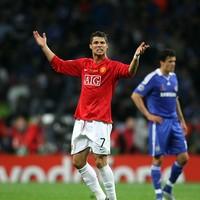 'Ronaldo was an egotist in the dressing room, not like Beckham,' says Forlan