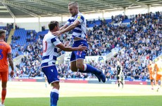 Ex-Inter striker Puscas on the double in routine Reading win over recently relegated Cardiff