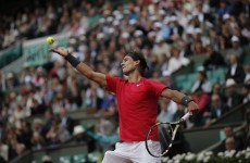 French Open: Half-ton Nadal into semis at French Open