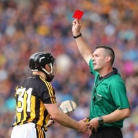 Red card or not: What did you make of that Richie Hogan sending off?