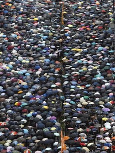 Hundreds of thousands attend another huge protest in Hong Kong