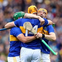 Who was man of the match in today's All-Ireland hurling final?
