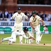 Second Ashes Test ends in a draw as Australia hang on in the dying light