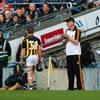 'It took the referee a long, long time to make up his mind': Cody 'amazed' at Hogan's red card