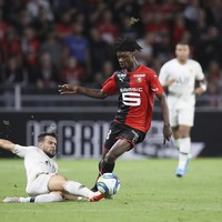 PSG fall to shock defeat at Rennes with 16-year-old playing starring role