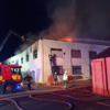 Firefighters battle 'substantial' blaze overnight at derelict building in Cork
