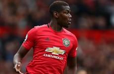 'Always question marks' but Solskjaer adamant that Pogba will remain at Man United