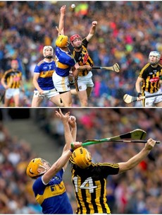 The dynamic duo in the Tipp defence that lorded the skies against Kilkenny
