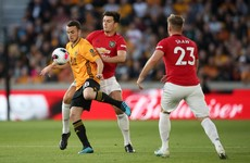 LIVE: Wolves v Man United, Premier League