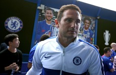 'It's very early for us' - Lampard pleads for patience after slow Chelsea start