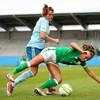 Northern Ireland women's star nominated for Puskas award alongside Messi and Ibrahimovic