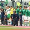 Fine Gael senator echoes calls for all Ireland soccer team