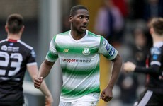 Shamrock Rovers striker moves to Europa League conquerors Apollon Limassol