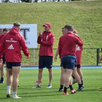 New coach Larkham arrives in Limerick to link up with Munster squad