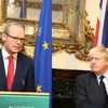 Simon Coveney conveys 'disappointment' with Boris Johnson's four-page letter on Brexit