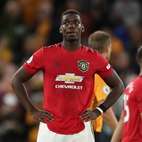 Man United 'disgusted' by online racial abuse of Paul Pogba