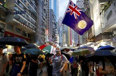 Twitter and Facebook accuse China of social media campaign against Hong Kong protesters