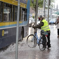 Weatherwatch: Risk of flash floods in Munster, with heavy rain nationwide