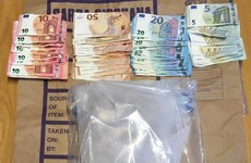 Man arrested and drugs worth €234k seized after gardaí give chase in Coolock