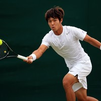 Deaf South Korean tennis player makes history