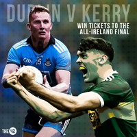 Win our great All-Ireland final prize - tickets to Dublin v Kerry plus a night in the four-star Brooks Hotel