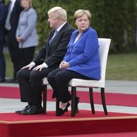 Boris Johnson tells Angela Merkel: 'We do need the Brexit backstop removed'