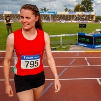Ciara Mageean finds her happy place