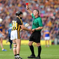 Richie Hogan: 'In my opinion, there was absolutely no way it was a sending-off'
