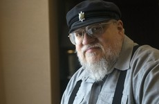 Game of Thrones author George R R Martin receives An Post book award in Dublin