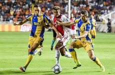 Last year's semi-finalists Ajax held in Cyprus with Champions League group stages on the horizon