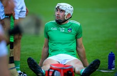 Limerick star to undergo surgery after suffering broken jaw in club game