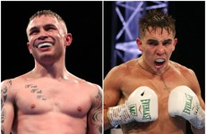 Frampton and Conlan set to share Christmas bill with pound-for-pound star in New York