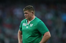 Furlong focused solely on tighthead for World Cup this time around