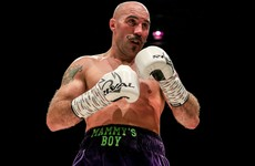 Spike's weekend scrap called off, but new deal could see him fight for world title within two outings