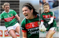 Mayo's deadly inside trio epitomise the journey this side has been on