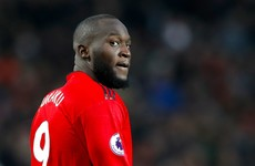 'If they want to put the blame on me, f*** it' - Lukaku claims he was a scapegoate at Man United