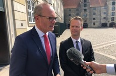 'All eyes on how Ireland is being treated': Country now in eye of storm, Coveney says