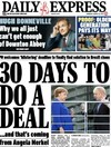 Explainer: The British press has seized on Merkel's '30 days' remark - but what did she mean by it?