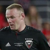 Wayne Rooney sent off as former Arsenal attacker Vela scores brilliant solo goal