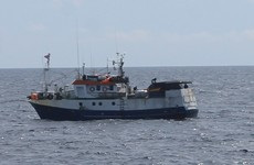 Portuguese fishing vessel detained off Cork coast for alleged breach of fishing regulations