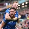 Linfield stun Qarabag to take slender lead into Europa League second leg