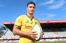 Uncapped teen sensation included as Cheika names Australia's World Cup squad