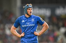 Baird paired with Fardy as Cullen names Leinster team for Canada friendly