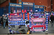 Rangers ordered to close part of Ibrox after fans found guilty of racist behaviour