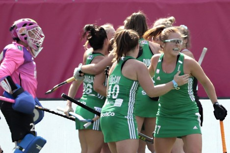 Ireland recorded their second win of the campaign this afternoon.