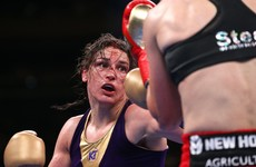 Taylor warned to expect Ali v Frazier-type war if she steps up in weight to face Linardatou