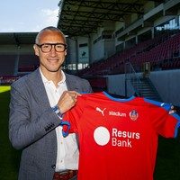 Henrik Larsson quits as Helsingborg manager after two months due to verbal abuse from fans