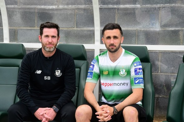 Shamrock Rovers sign 13-cap Northern Irish international Lafferty after release by Sheffield United